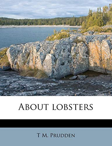 9781175375971: About lobsters