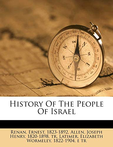 9781175668769: History of the People of Israel