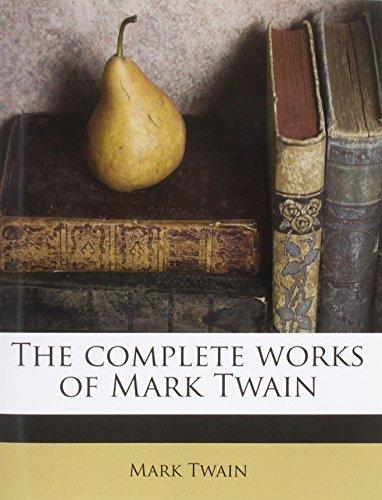 9781175672469: The Works of Mark Twain: Pudd'nhead Wilson