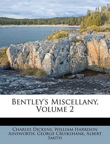 9781175794734: Bentley's Miscellany, Volume 2