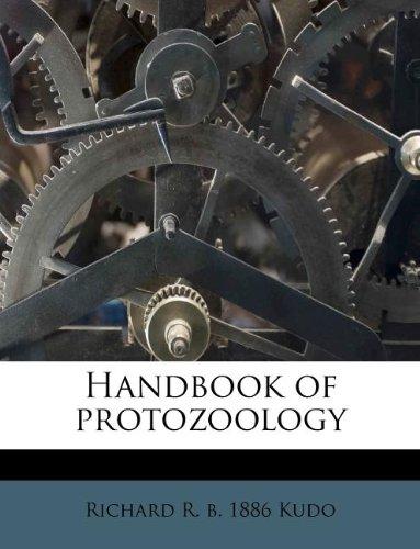 9781176028975: Handbook of protozoology