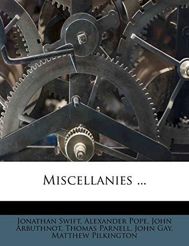 Miscellanies ... (1176052810) by Swift, Jonathan; Pope, Alexander; Arbuthnot, John