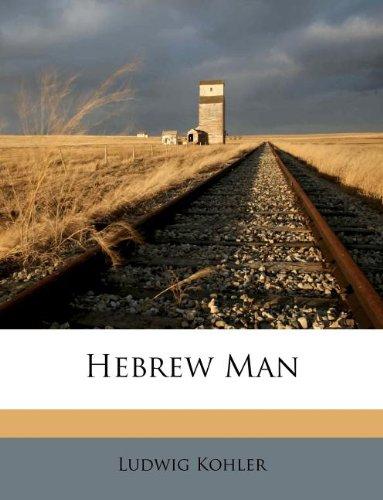 9781176064027: Hebrew Man