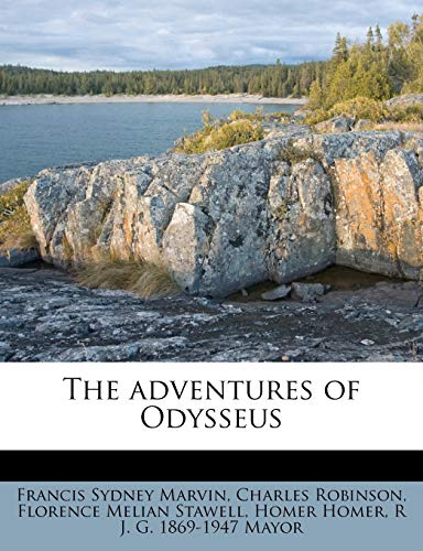 9781176167322: The adventures of Odysseus