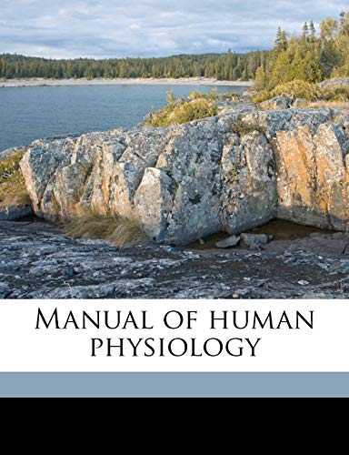 Manual of human physiology (9781176484467) by Leonard Hill
