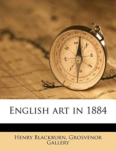9781176493988: English art in 1884