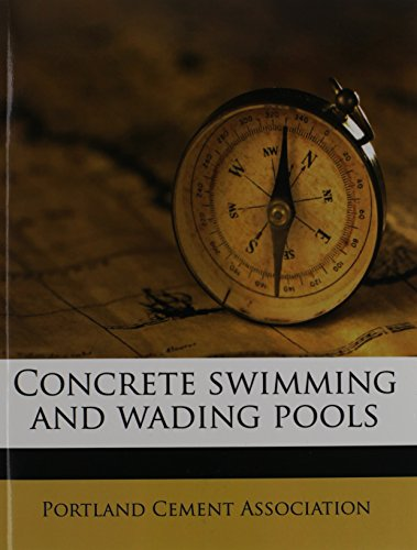 9781176501157: Concrete swimming and wading pools