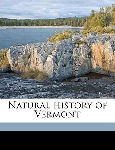 9781176872011: Natural history of Vermont