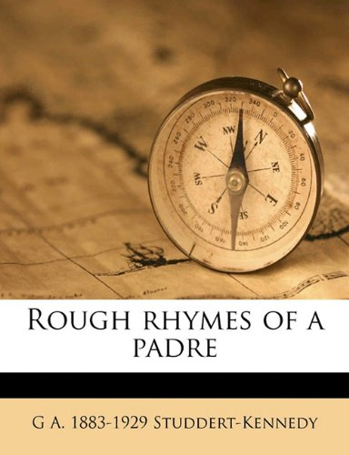 9781176956827: Rough rhymes of a padre