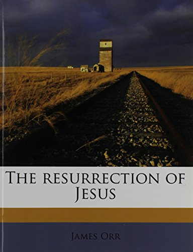 9781177048118: The resurrection of Jesus