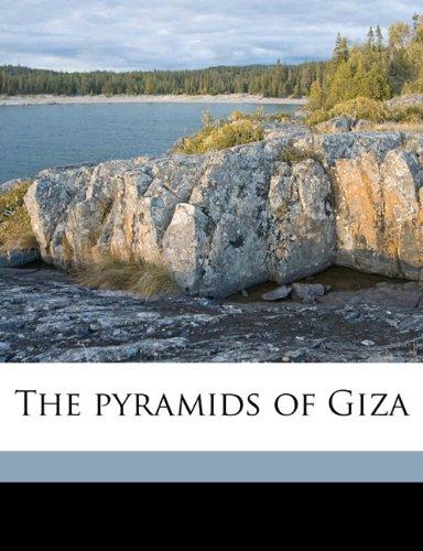 9781177182959: The pyramids of Giza