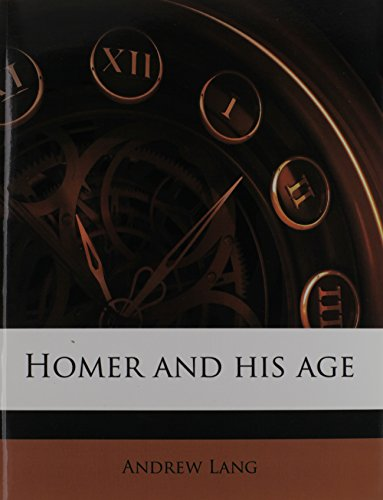 9781177425353: Homer and his age