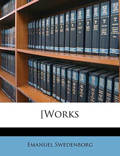 [Works Volume 30 (9781178160031) by Emanuel Swedenborg