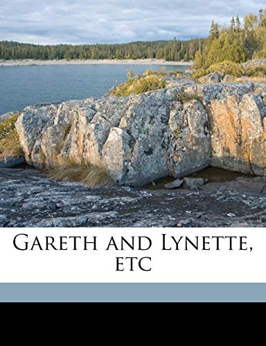 Gareth and Lynette, etc (9781178196948) by Alfred Tennyson Tennyson