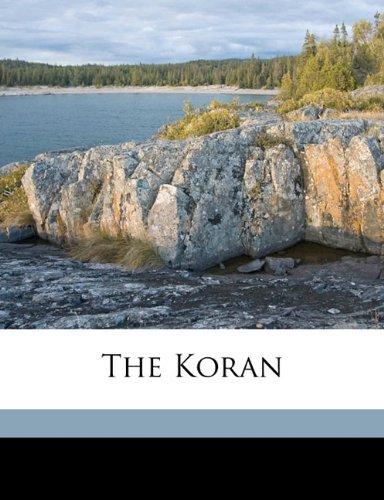 9781178224184: The Koran