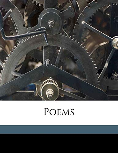 Poems (1178337383) by Alexander Captain Smith