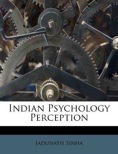 9781178588057: Indian Psychology Perception