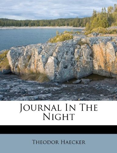 9781178694857: Journal In The Night