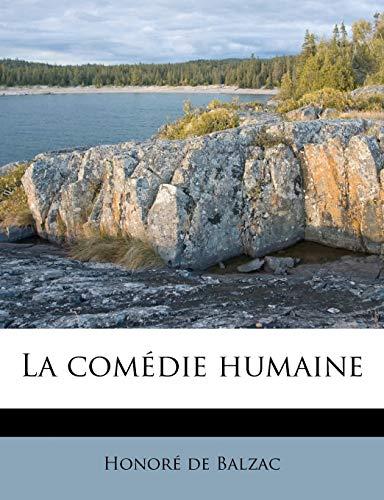 9781178821574: La Comedie Humaine