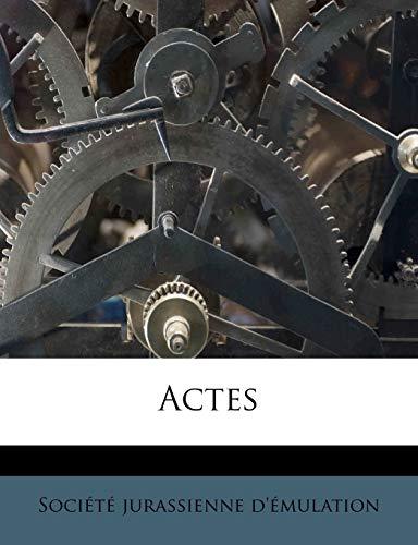 9781179033884: Actes