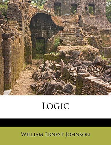 9781179036663: Logic