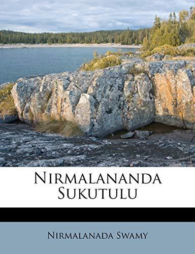 9781179485249: Nirmalananda Sukutulu (Telugu Edition)