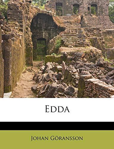9781179567006: Edda (Swedish Edition)