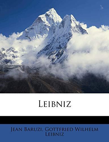 9781179645476: Leibniz