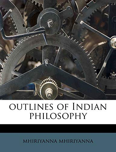 9781179847375: outlines of Indian philosophy (Telugu Edition)