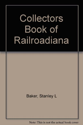 9781199042095: Collectors Book of Railroadiana