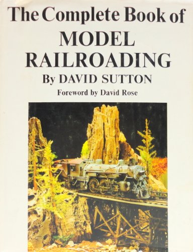 9781199042101: Complete Book of Model Railroading