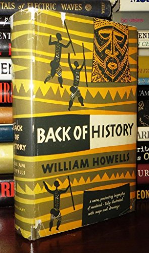 9781199054395: Back of History The Story of Our Own Origins