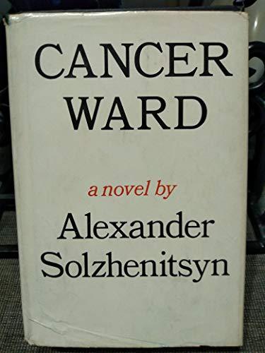 9781199066879: Cancer Ward