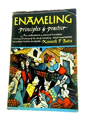 9781199070470: Enameling;: Principles and practice