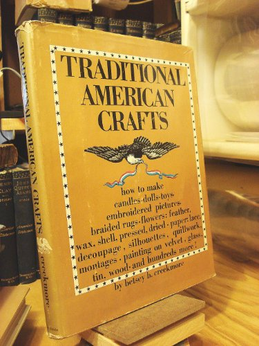 9781199072450: Traditional American crafts