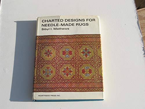 9781199075772: Charted Designs For Needle-made Rugs.
