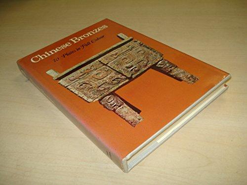 9781199076328: CHINESE BRONZES,