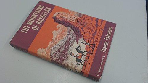 9781199085511: The mountains of Rasselas: An Ethiopian adventure