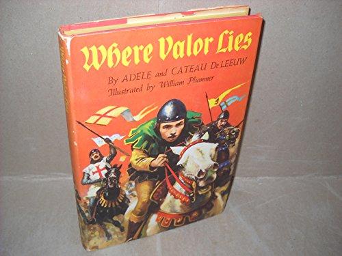 9781199116079: Where Valor Lies