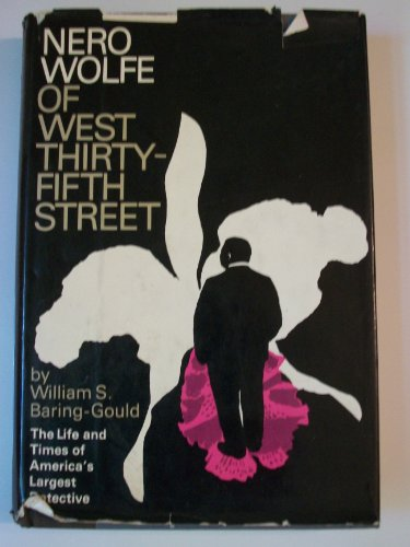 9781199118318: Nero Wolfe of West Thirty-Fifth Street
