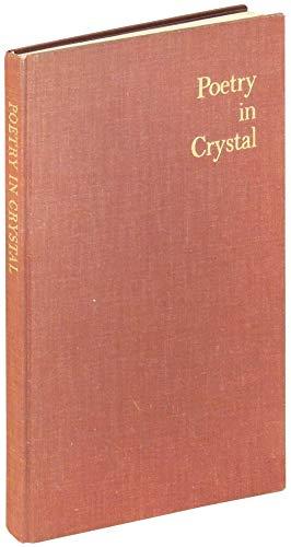 9781199144782: Poetry in Crystal: Interpretations of 31 New Poems