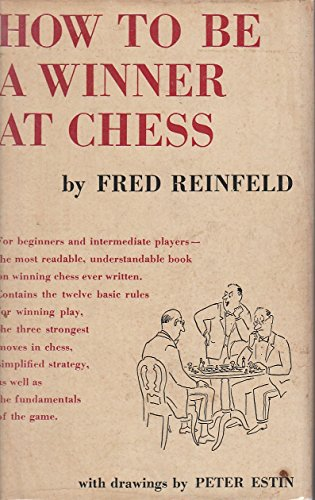 9781199177582: How to be a winner at chess