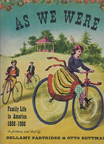 9781199179265: As we were;: Family life in America, 1850-1900,