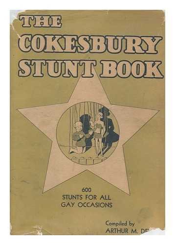 9781199181381: The Cokesbury Stunt Book