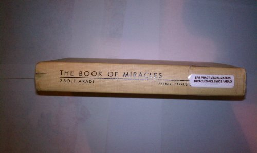 9781199224705: The book of miracles