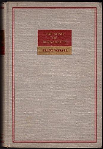 9781199225542: The Song of Bernadette
