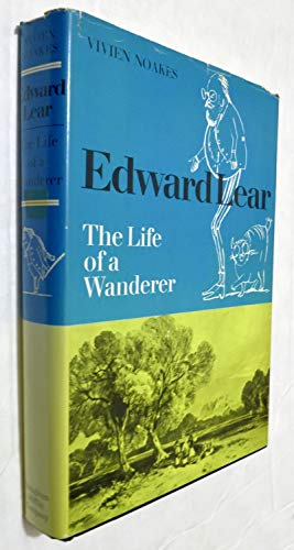 9781199231574: Edward Lear; the life of a wanderer