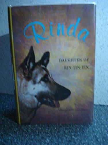 9781199238115: Rinda: Daughter of Rin-Tin-Tin