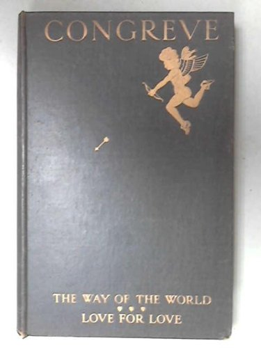9781199250407: The Way of the World: Love for Love