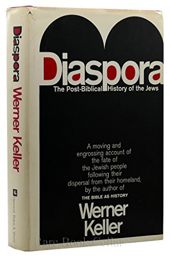 9781199258892: Diaspora: The Post-Biblical History of the Jews